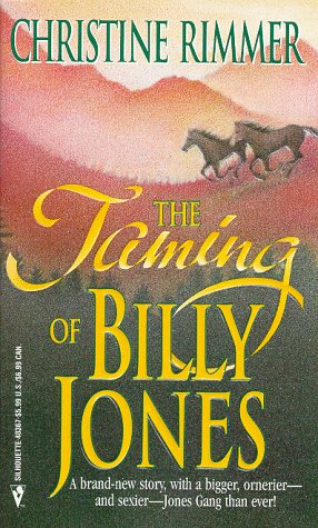 The Taming of Billy Jones, Rimmer