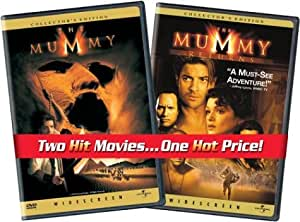 Mummy & Mummt Returns [Import]