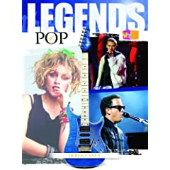 Legends of Pop (Legends (Dalmatian Press)) (ハードカバー)