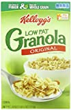 Kelloggs  Low Fat Granola, 18-Ounce Box,  (Pack of 5)