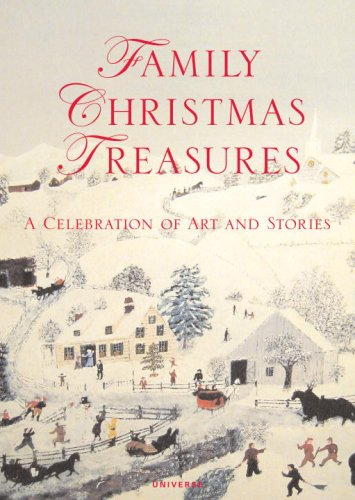 Image of Family Christmas Treasures: A Celebration of Art and Stories