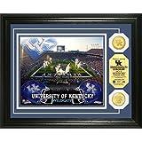 """NCAA Kentucky Wildcats Bronze Coin Photo Mint, Bronze, 22"""" X 15"""" X 4"""""""