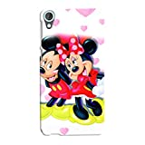 Micky Mouse 3D Back Cover For HTC Desire 820::HTC Desire 820Q::HTC Desire 820S::HTC Desire 820G+::HTC Desire 820...