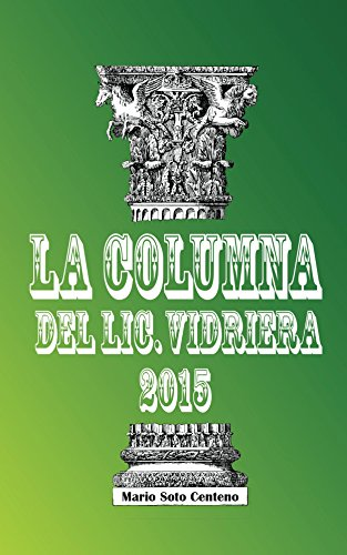 la-columna-del-lic-vidriera-2015-spanish-edition