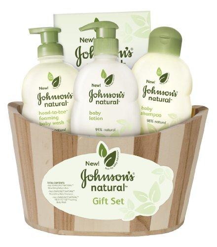 Johnson's Natural Gift Basket