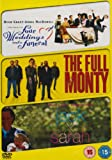 echange, troc Four Weddings And A Funeral/The Full Monty/Jack And Sarah [Import anglais]