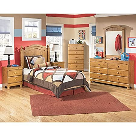 Stages Youth Headboard Bedroom Set
