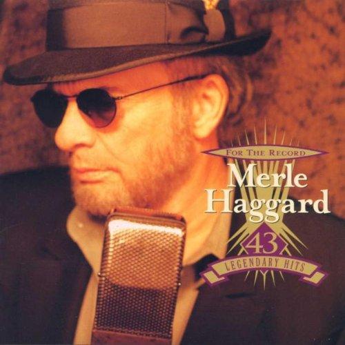 MERLE HAGGARD - 43 Legendary Hits - Zortam Music