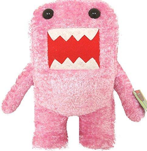 "Domo Pink 12.5"" Big Softee Plush Doll - 1"