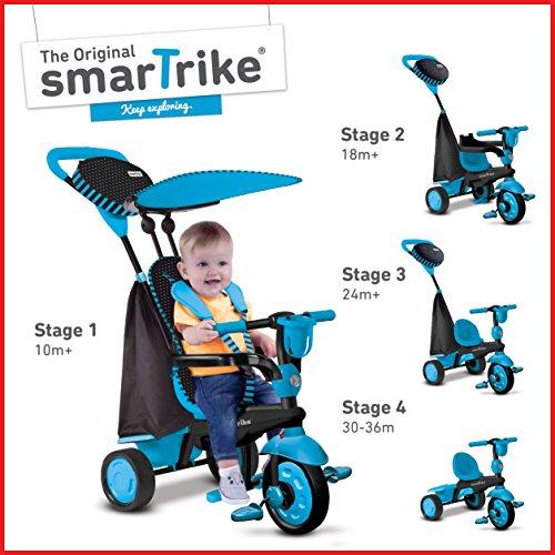 Smart-Trike-Spark-Blue-Pedal-Ride-Ons