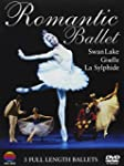 Romantic Ballet (3 Dvd) [Reino Unido]