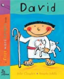 First Word: David: First Word Heroes (First Word Heroes Books)