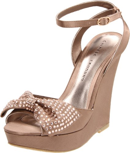 Chinese Laundry Women's Shine On Sandal,Taupe,9 M US