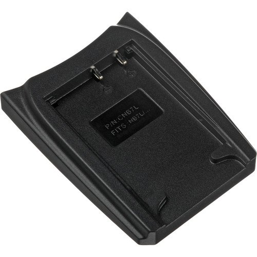 Watson Battery Adapter Plate For Nb-7L -Accepts Canon Nb-7L Type Battery