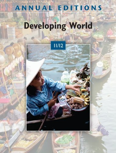 Annual Editions: Developing World 11/12