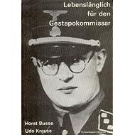Lebenslänglich für den Gestapokommissar. Der Prozess gegen den Leiter des Judenreferats bei der Dresdner Gestapo...