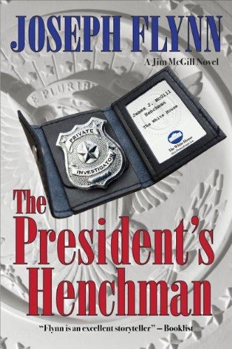 The President's Henchman by Joseph Flynn ebook deal