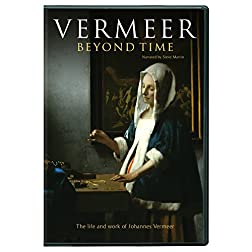 Vermeer, Beyond Time DVD