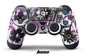 PS4 Controller Designer Skin for Sony PlayStation 4 DualShock Wireless Controller - Luna