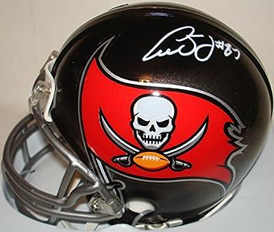 Austin Seferian-Jenkins Hand Signed/Autographed Tampa Bay Buccaneers/Bucs New Logo Mini Helmet - 4