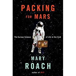 Packing for Mars cover
