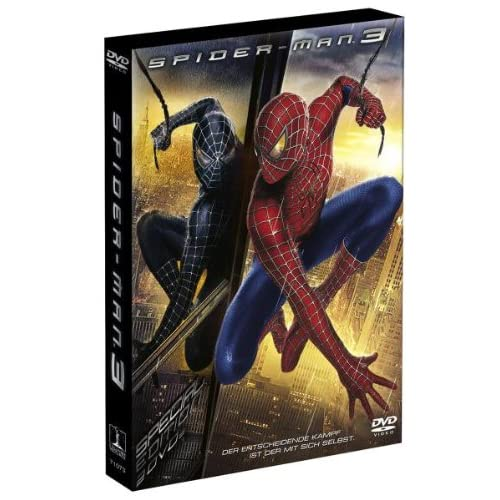 Spider Man 3 (Special Edition, 2 DVDs) Tobey Maguire