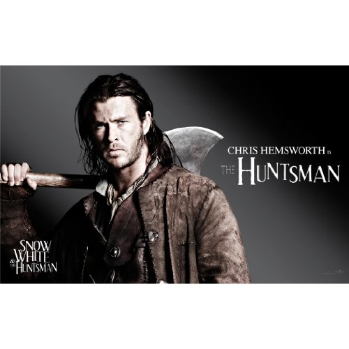 Snow White and the Huntsman (22inch x 14inch / 56cm x 35cm) Silk Print Poster - Seide Plakat - B73AE0