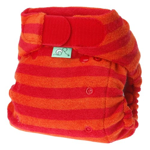 Totsbots Bamboozle Cloth Diaper Sunset Size 2 9-35lbs - 1