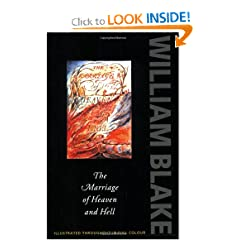 The Marriage of Heaven and Hell (Oxford Paperbacks)