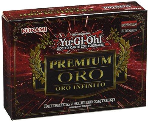 Yu-Gi-Oh! - Premium Oro 3 Infinito