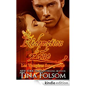 La Rédemption de Zane (Les Vampires Scanguards t. 5) (French Edition)