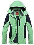 Cloudy Womens Mountain Jacket Windproof