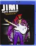 Cover art for  Jimi Hendrix: Jimi Plays Berkeley [Blu-ray]