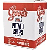 "Good's Potato Chips (Home-Style ""Red Bag"", One 2 lb. Box)"