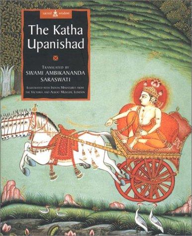 katha upanishad The katha upanishad (devanagari: कठोपनिषद्) (kaṭhopaniṣad) is one of the mukhya (primary) upanishads, embedded in the last short.