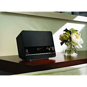 Sirius TTR1 Tabletop Internet Radio (Black)
