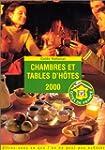 Chambres et tables d'h�tes, 2000