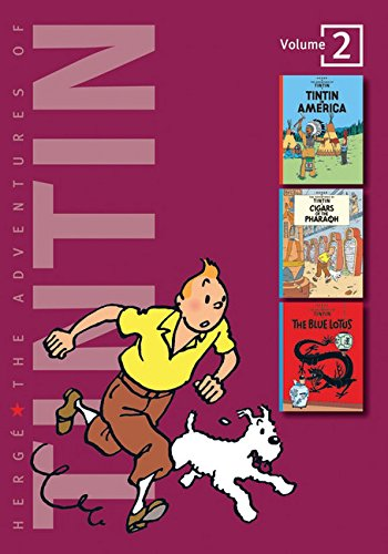 Adventures Of Tintin - Volume 2: