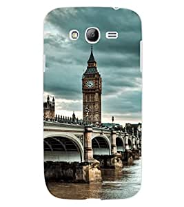 ColourCraft Lovely View Design Back Case Cover for SAMSUNG GALAXY GRAND NEO PLUS I9060I