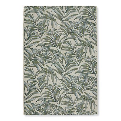 Tommy Bahama Tropical Palms Rug Made Exclusively for Frontgate - Blue, 9'10