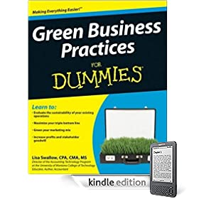 Green Business Practices For Dummies<sup>&#174;</sup>