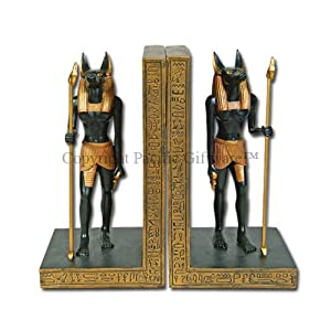 Anubis Bookend - Magnificent - Ships in 1-2 Business Days !!