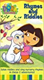 Dora the Explorer - Rhymes and Riddles [VHS]