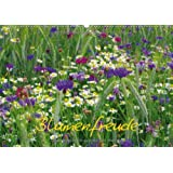 """Blumenfreude (Wandkalender 2013 DIN A2 quer): Mit wundersch�nen Blumen und Bl�tenbilder durch das Jahr (Monatskalender, 14 Seiten)von """"Avianaarts Design..."""""""