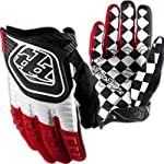 Troy Lee Designs GP Gloves - Medium/Red/Black