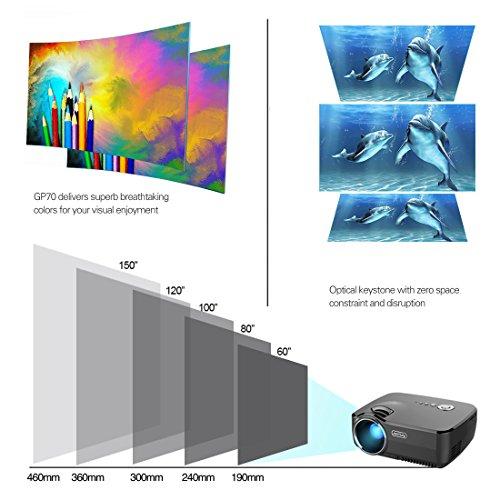HD-Mini-proiettore-portatile-Meyoung-Pico-Proiettore-GP70-LED-a-colori-150-pollici-Home-Cinema-risoluzione-800-600-1080p-video-proiettori-per-film-TV-Party-e-giochi-Nero-con-la-spina-EU