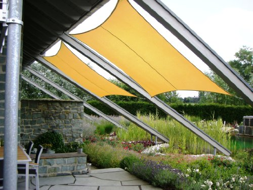 Jarolift tenda a vela tenda da sole rettangolo for Tenda a vela rettangolare