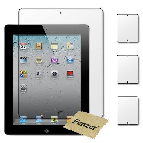 Apple iPad 2 - 3 Premium Clear LCD Screen Protector