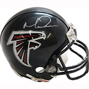 NFL Atlanta Falcons Matt Ryan Autographed Mini Helmet by Steiner Sports
