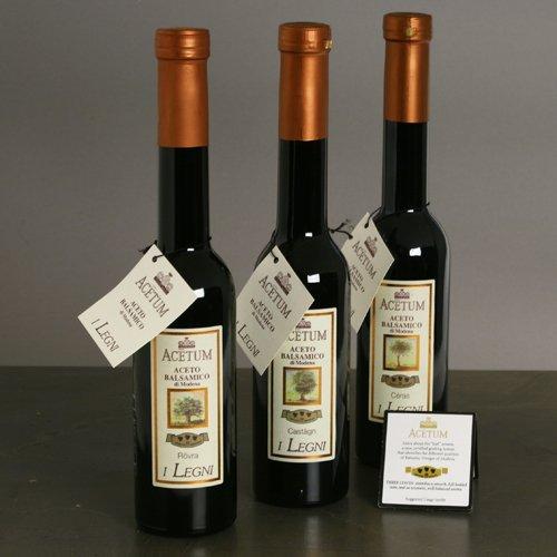 Single Wood Barrel Balsamic Vinegars of Modena by Legni - Cherry (250 ml) 38mm cylinder barrel piston kit